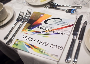 Tech Nite 2016 - Place Setting