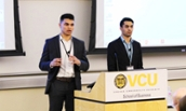 VCU Startup Spring Break - 2018 - Faisal Turkistani and Haider Bhatti - Madison Crypto Fund
