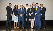 CIS Students at the 2017 Capstone Consulting Competition