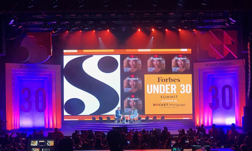 Forbes Under 30 Summit - 2019