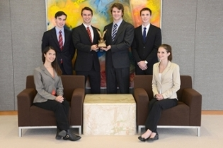 JMU Econ Winners of Fed Challenge