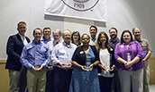 Faculty Award Winners 2017