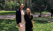 Averill Wong and Danielle Bragale are Girls Who Invest - 2019