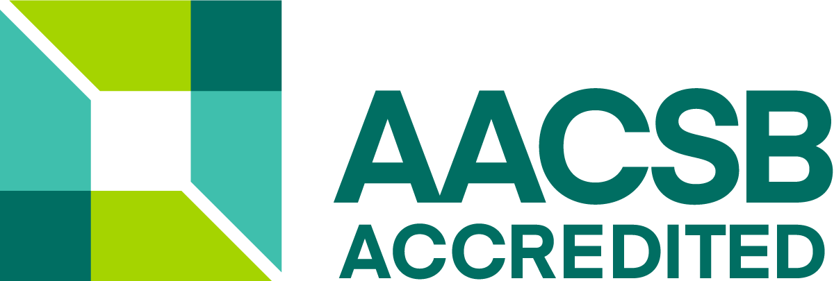 AACSB Accredited Logo - Business