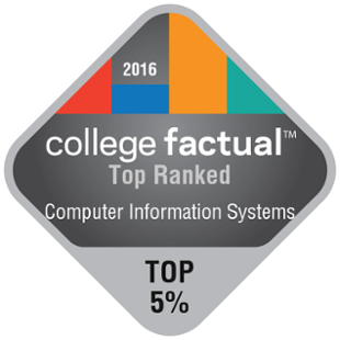 College Factual - Top Ranked - CIS - 2016