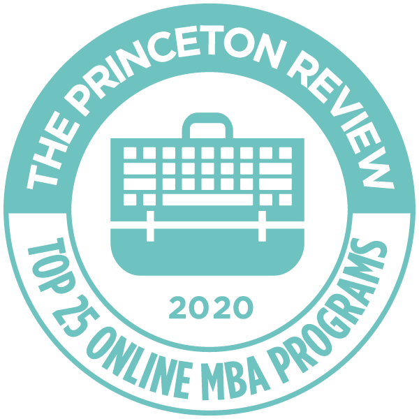 Princeton Review - 2019 - MBA transparent seal
