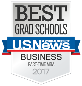 2017 Best Online Part Time MBA Programs - U.S. News and World Report