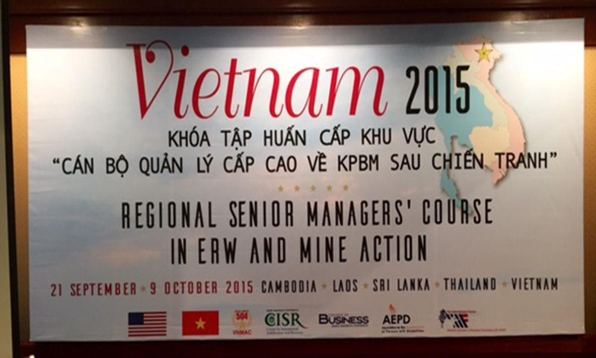 International Training Group Visits Vietnam