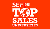 SEF Top Sales Universities - 2020