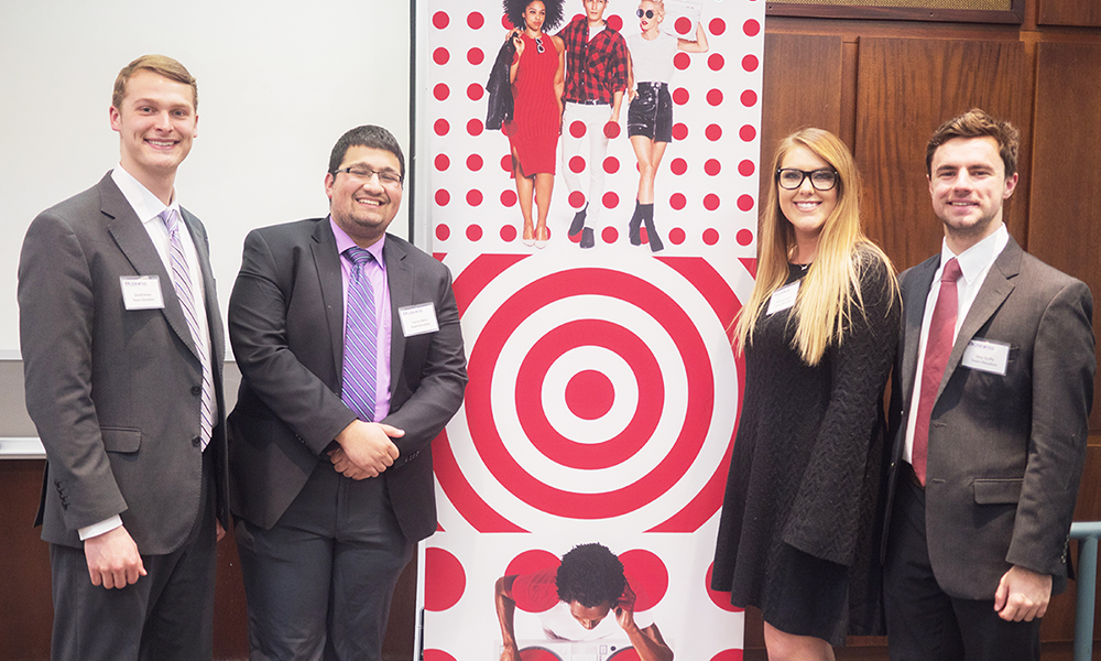 Target Case Competition Winners - 2017