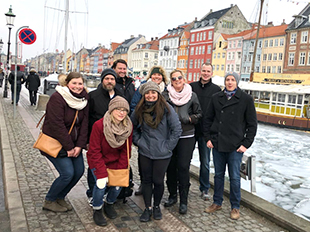 MBA Students in Estonia