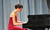 Photo of Piano Performance major, Arielle Sukhram