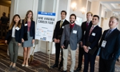 Students at Hire Virginia event - 2018