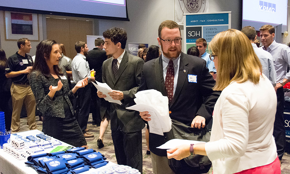 2016 Meet the Firms event