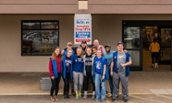 Alternative Spring Break - Nashville - Habitat for Humanity - 2019