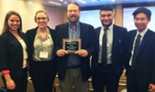 IBUS Team Takes Third in International Business Case Competition