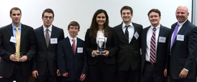 Winners COB 300 Business Plan Competition
