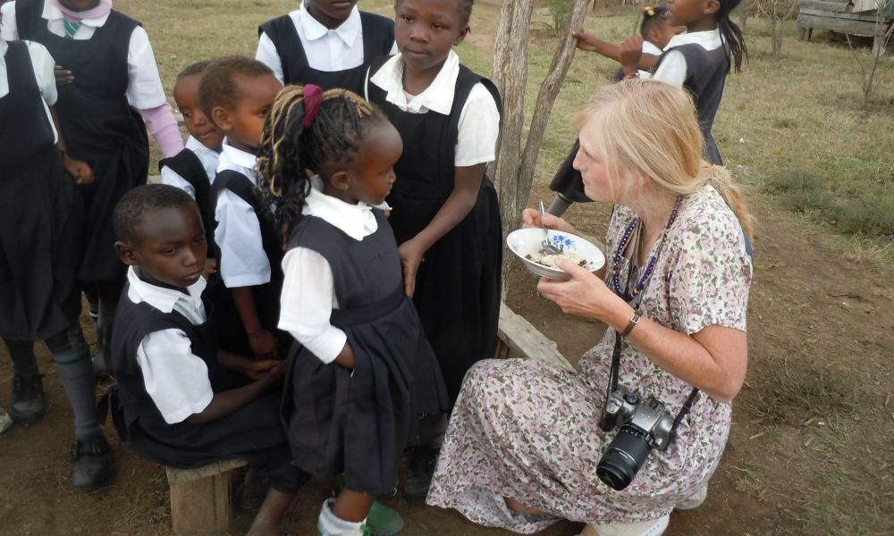 Global Outreach in Africa