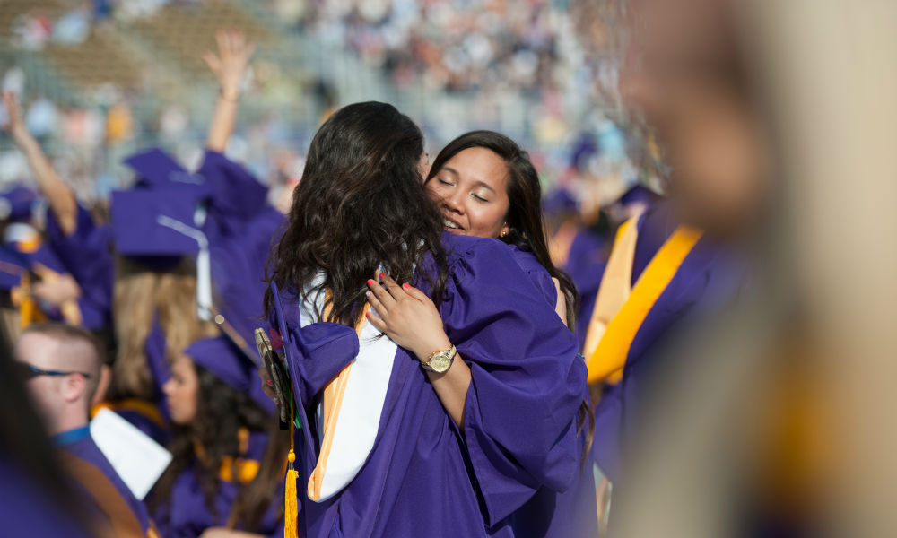 Nursing School Online >> James Madison University - JMU Commencement