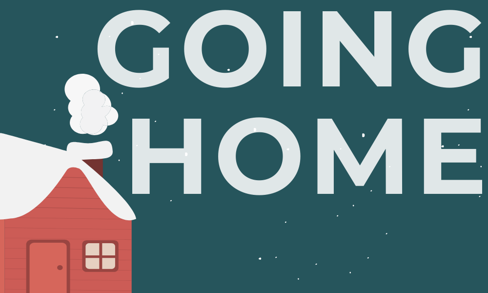 Tips for going home for the holidays