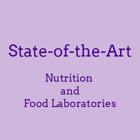 Dietetics State of the Art Laboratories