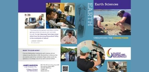 Earth Sciences Brochure