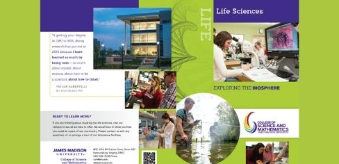 Life Sciences Brochure