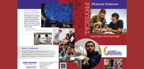 Physical Sciences Brochure