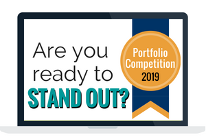 Are you ready to stand out? Enter DigiComm's Annual Portfolio Competition!