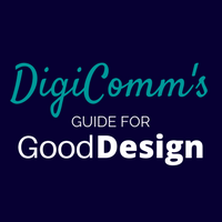 DigiComm's Guide to Understanding Good Design