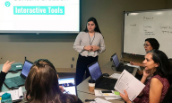 DigiComm Presents at IWAC
