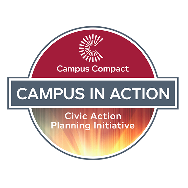 Civic Action Plan Initiative Badge