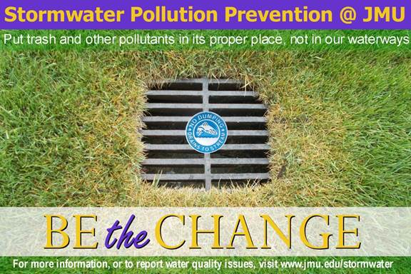 stormwater prevention poster