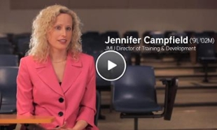 Jennifer and David Campfield (video)