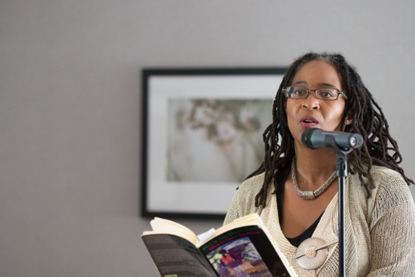 """What I know about writing:"" Camille Dungy on the hard work of transformation"