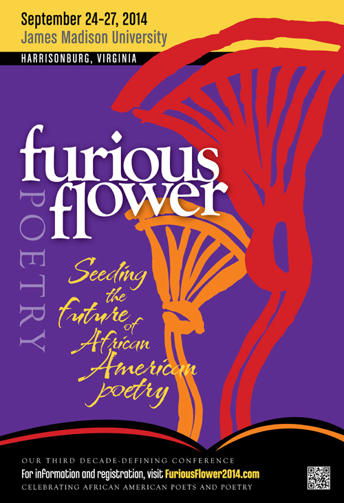 2014 Furious Flower Conference Poster