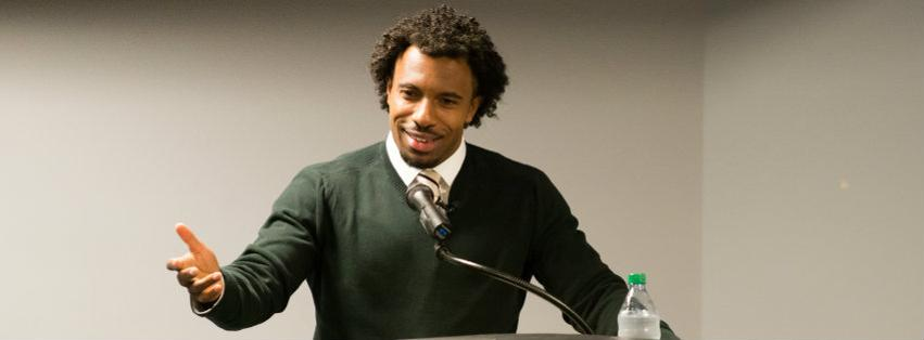 Comprehensive Humanity: Kyle Dargan on Loss, Learning, and Language