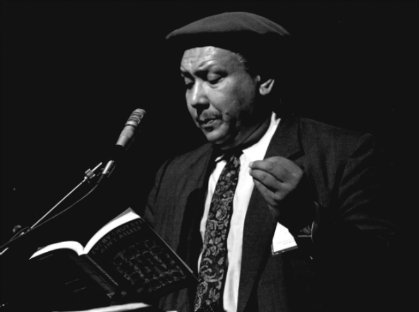 Michael S. Harper reads at the 1994 Furious Flower Poetry Conference