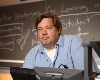 James Madison University - 2014 Distinguished Teacher Award - Dr. David  Daniel