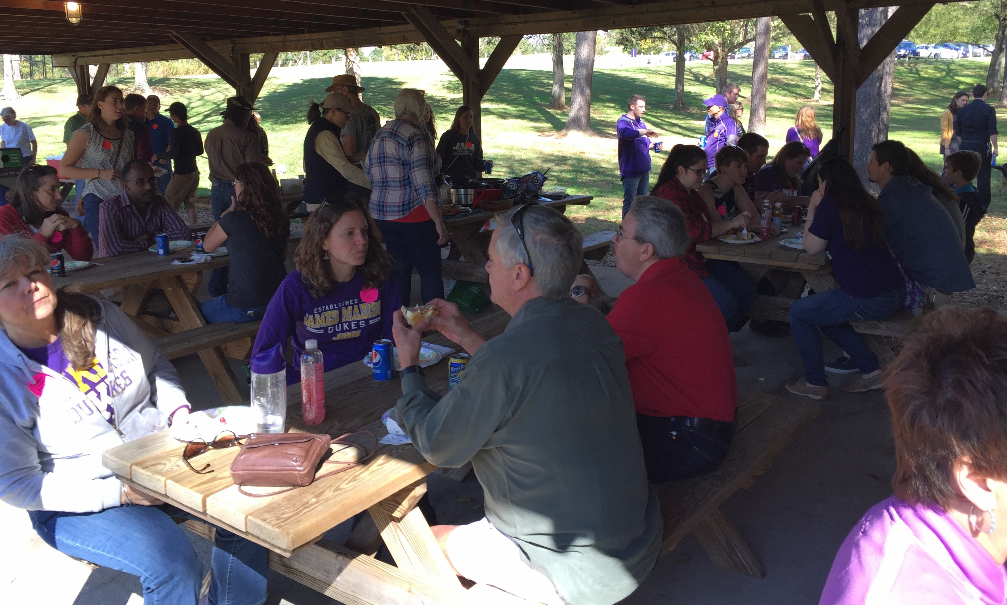 Geology Homecoming Picnic