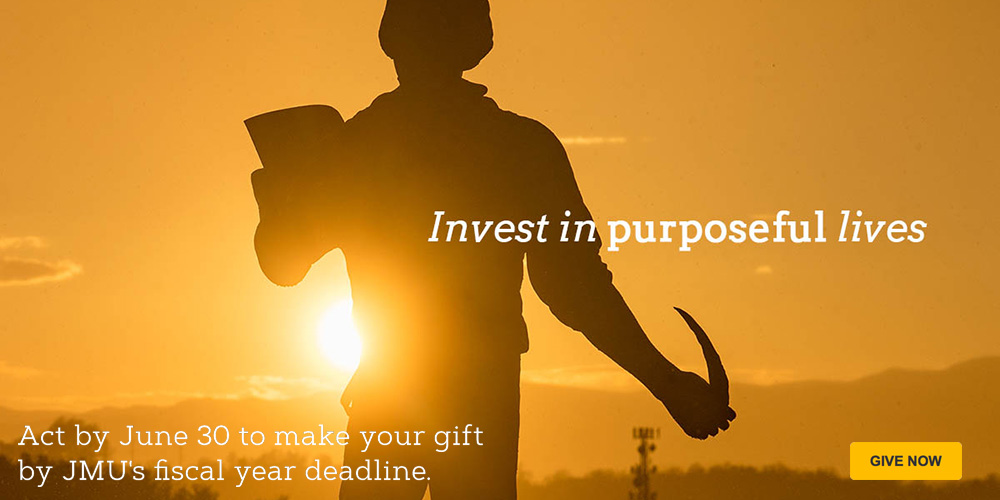 Invest in Purposeful Lives. Act by June 30.