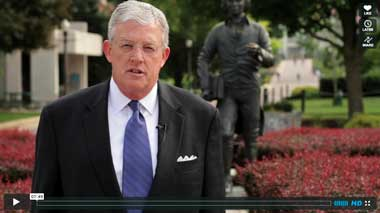View Dr. Rose's video to President's Council members