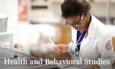 Health and Behavioral Studies