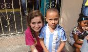 Anna Marie Pacheco Young serves with Doctors Without Borders in Spain