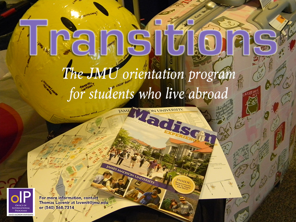 Transitions handout