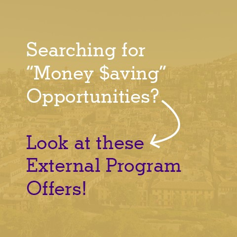 Searching for Money Saving Opportunities? Look at these External Program Offers!