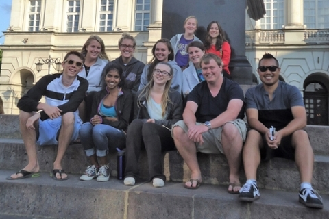 Develop a Study Abroad Program