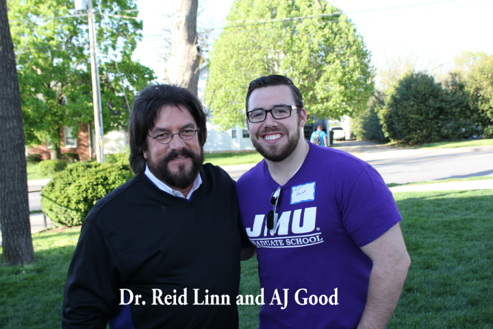 Dr. Linn and AJ Good