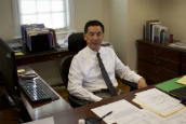 Jie Chen new Dean of The Graduate School