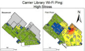 GS students help improve Carrier Library WiFi